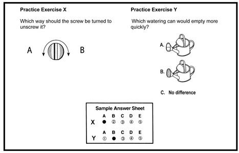 Ramsay Mechanical Aptitude Test (MAT) Sample Question