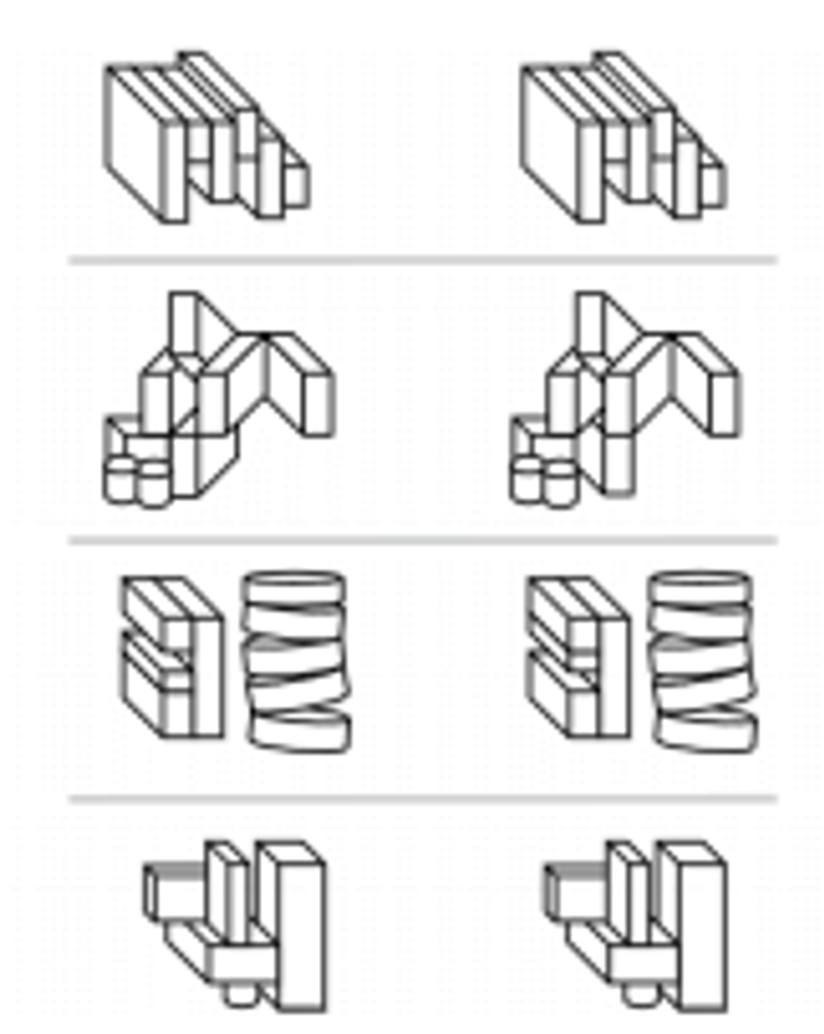 Criteria Universal Cognitive Ability Test (UCAT) Spatial Reasoning Example