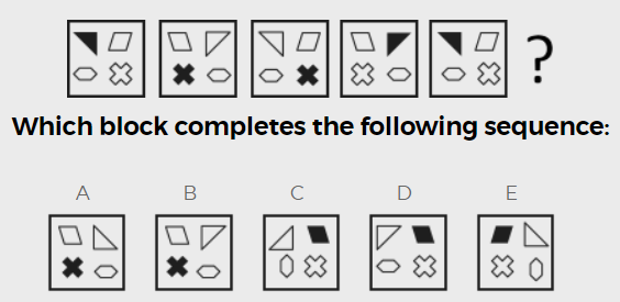 Cubiks Logiks Abstract (Advanced): Abstract Reasoning Sample Test